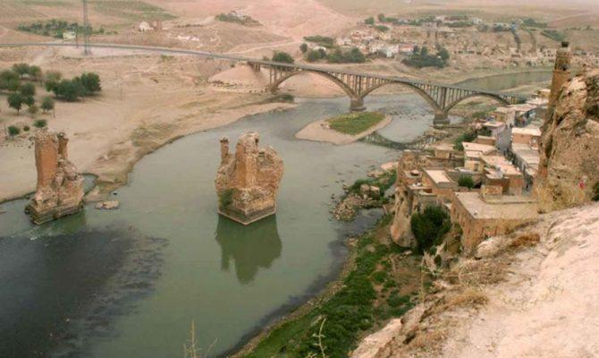 Το άλλο όπλο της Τουρκίας εναντίον των Κούρδων: το νερό