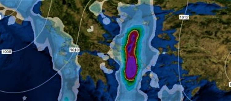 Δεύτερο κύμα κακοκαιρίας: Με νέα ορμή η «Βικτώρια» – Ποιες περιοχές θα είναι «στο μάτι του κυκλώνα» τις επόμενες ώρες