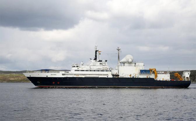 Kίνηση-ματ που αλλάζει τα δεδομένα: Η Μόσχα τοποθέτησε ειδικό sonar που θα παρακολουθεί κάθε κίνηση του Αμερικανικού ναυτικού!