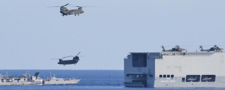 «Aπασφάλισαν» οι Τούρκοι: «Έρχεται η συμμαχία της Ημισελήνου» – Ελλάδα & Αίγυπτος ενώνονται πολιτικά & στρατιωτικά απέναντι στην Άγκυρα