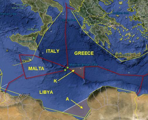 ΕΚΤΑΚΤΟ :Ανακηρύξτε ΑΟΖ με Μάλτα και Ιταλία ΤΩΡΑ. Ο Ερντογάν θέλει να κλείσει τον κόλπο της Σύρτης . Ξυπνάτε !!