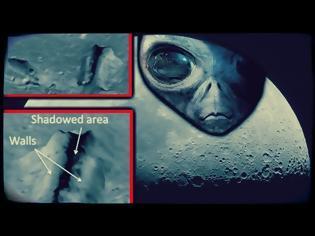 Εξωγήινες κατασκευές στην σκοτεινή πλευρά της Σελήνης ανακοίνωσε το SETI σε επιστημονική μελέτη ότι μπορεί να βρίσκονται εκεί.!!
