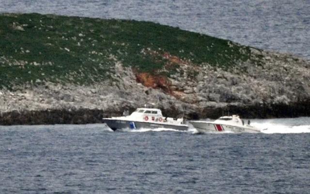 Τουρκικό σκάφος επιτέθηκε σε Έλληνες ψαράδες στα Ίμια: Τους έκοψαν τα δίχτυα – Συναγερμός στο Υπουργείο Εθνικής Άμυνας