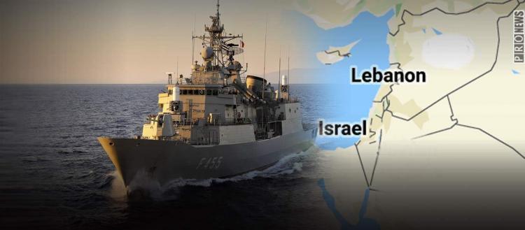 Αιφνίδια κρίση με Λίβανο: «Ελληνικό πλοίο παραβίασε τα χωρικά μας ύδατα και την κυριαρχία μας»!