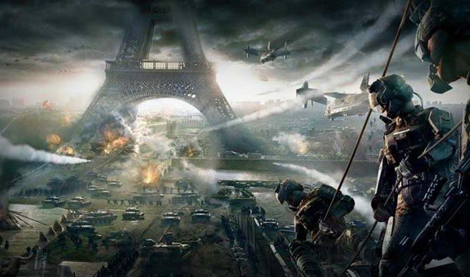 Αστικός πόλεμος και στρατιωτικοποίηση των πόλεων