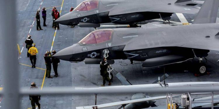F-35: Το μεγάλο πρόβλημα των stealth μαχητικών και τα «χαμόγελα» των Κινέζων