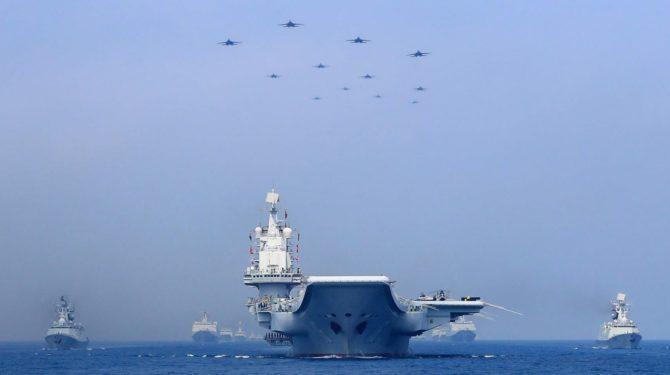 Κίνα, Ρωσία και Ιράν θα πραγματοποιήσουν κοινές ασκήσεις στον Κόλπο του Ομάν