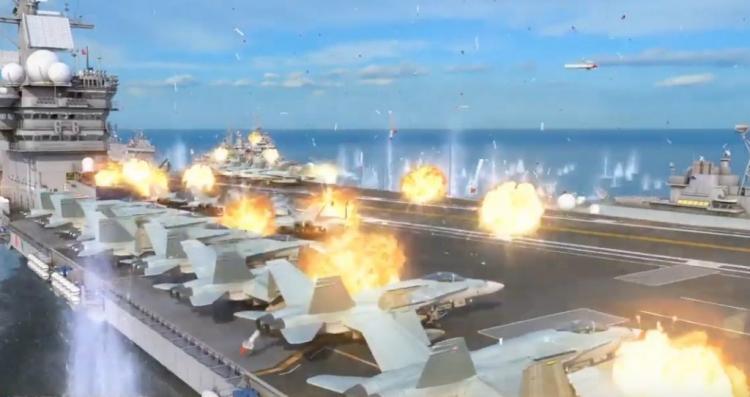 Θα μπορούσε να είναι αληθινό; Η «πύρινη βροχή» του θανάτου- Νέο Ρωσικό υπερ-όπλο (ΒΙΝΤΕΟ)