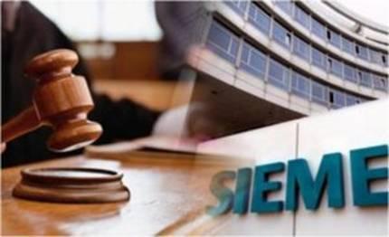 Παρελκόμενα της δίκης της Siemens.