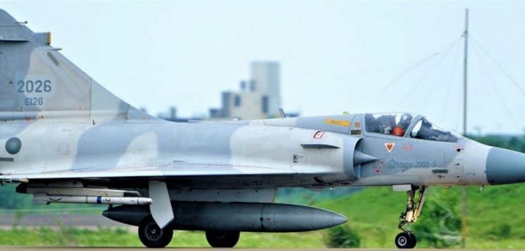 Η Γαλλία μπλόκαρε την πώληση των μαχητικών Mirage 2000EI/DI από την Ταϊβάν στην Ελλάδα!
