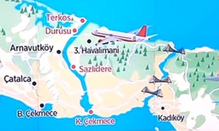 «Τρικυμία» στον Βόσπορο: Ο Ερντογάν παρακάμπτει τα Στενά – Ανατροπή της Συνθήκης του Μοντρέ (ΒΙΝΤΕΟ)