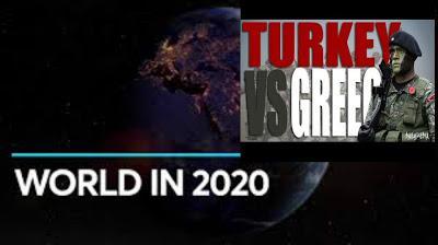 DEC 30 Τι Θα Γίνει Το 2020 Γιατί Ξεσπά Εμφύλιος Στην Ελλάδα Παρά Ελληνοτουρκικός Πόλεμος!