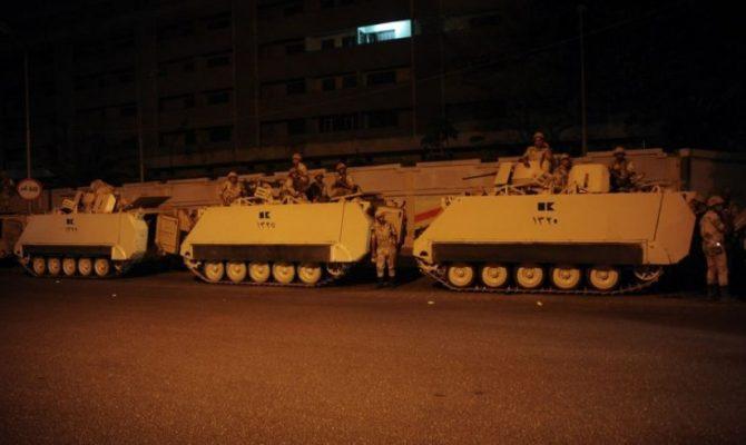 Έφτασαν τα πρώτα αιγυπτιακά T-72 και Μ113 για την επίθεση στην Τρίπολη: Στην διάθεση του «Εθνικού Στρατού της Λιβύης»