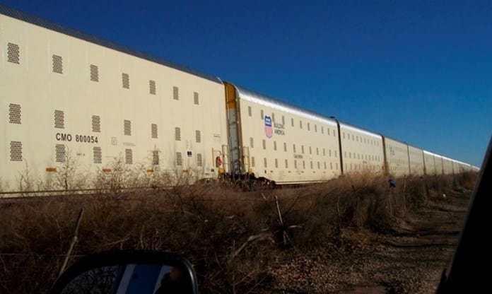 FEMA – Τρένα Θανάτου. Aρμαγεδδών – Η φωτιά της κόλασης – Τα μυστηριώδη φέρετρα της FEMA.