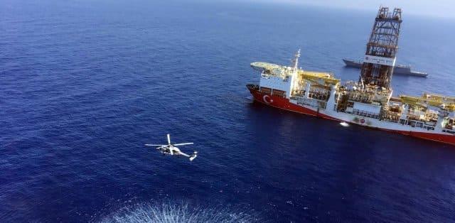 Πάμε για σύγκρουση: Το Γιαβούζ αρχίζει γεώτρηση σε θαλάσσια περιοχή νότια της Κύπρου