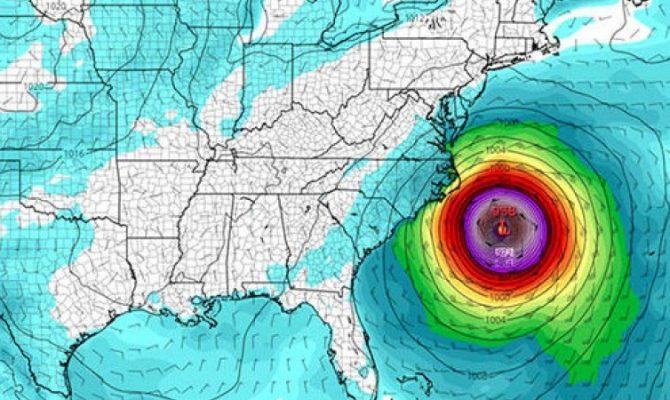 Για ακραία καιρικά φαινόμενα ετοιμάζονται οι ΗΠΑ-Άνεμοι με ταχύτητα τυφώνα