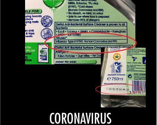 Ανατριχιαστικο αν ειναι αληθεια , η αποδειξη οτι ολα ειναι στημενα με τον ιο ειναι εδω …