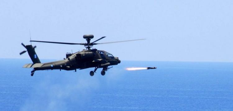Πρόγραμμα υποστήριξης για τα ραντάρ Longbow των ελληνικών AH-64D Longbow Apache