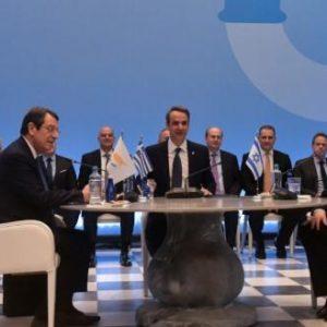 Υπεγράφη ο EastMed: Δείτε LIVE τις δηλώσεις των ηγετών Ελλάδας-Κύπρου-Ισραήλ (βίντεο)