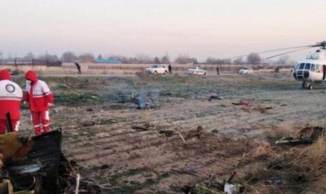 Ιράν: Ουκρανικό Boeing 737 με 180 επιβάτες συνετρίβη μετά την απογείωσή του