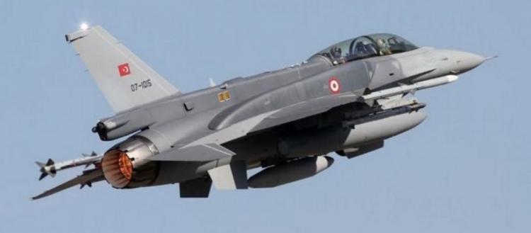 Τουρκική φρενίτιδα: Δεκάδες πτήσεις μαχητικών της ΤΗΚ επάνω από το ελληνικό έδαφος στα Δωδεκάνησα