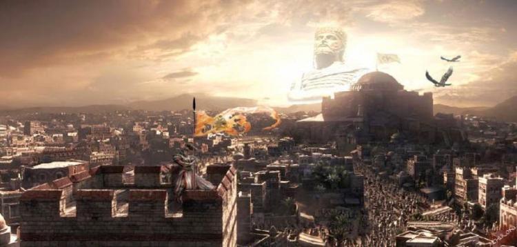Ταγίπ Ερντογάν ,τον Χάφταρ στην Αθήνα έφεραν δυνάμεις της Ελληνικής Αυτοκρατορίας που αναδύεται και θα σε «καταπιεί»