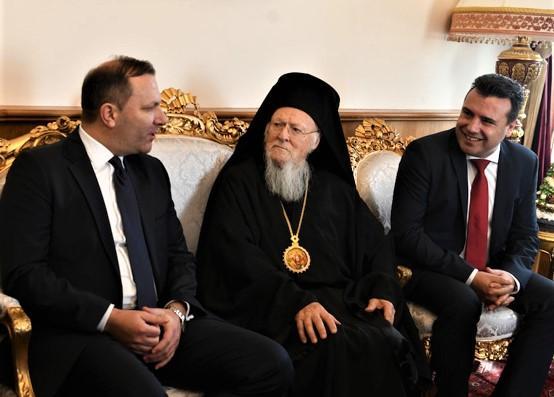 Ο Πατριάρχης Βαρθολομαίος προκαλεί την Ορθοδοξία. Θα δώσει αυτοκεφαλία στην «Μακεδονική Εκκλησία». Να ετοιμάζεται Μαυροβούνιο