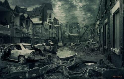 Ο Αρμαγεδδών είναι κοντά !!! Είναι ΤΩΡΑ η ώρα να φύγεις από τις πόλεις! 300 εκατομμύρια θα πεθάνουν στην κατάρρευση του πολιτισμού.