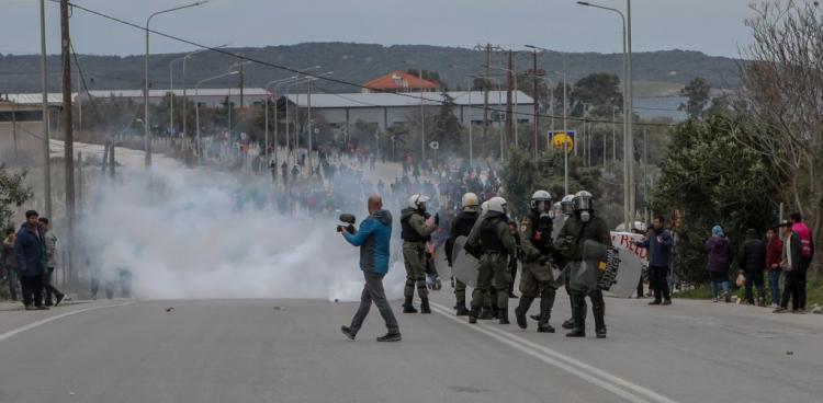 Μουσουλμάνοι του Εξωτερικού καλούν τους «μετανάστες» σε εξέγερση μέσα στην Ελλάδα (ΒΙΝΤΕΟ).