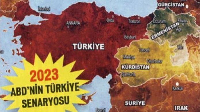 Απόστολος Αποστολόπουλος : Ο Κινέζος στρατηγός Σουν Τζου και το σχέδιο διαμελισμού της Τουρκίας