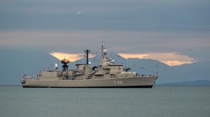 «Πυκνώνουν» τα πολεμικά πλοία στην Ανατολική Μεσόγειο