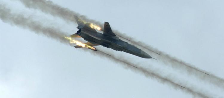 Η ρωσική Αεροπορία κτύπησε την τουρκική φάλαγγα που μπήκε στην πόλη της Ιντλίμπ! – Νεκροί & τραυματίες Τούρκοι