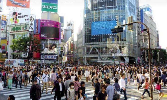 Βυθίζεται η Ιαπωνική οικονομία λόγω του νέου κορωναϊού COVID-19