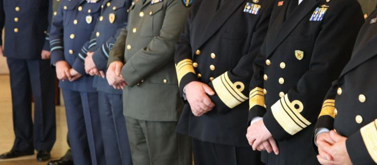 «Σφαγή» στις κρίσεις ανωτάτων αξιωματικών στις Ένοπλες Δυνάμεις παρά την ένταση στα ελληνοτουρκικά