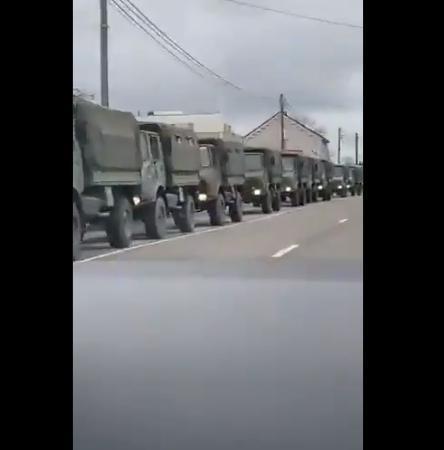 Γιγαντιαία κινητοποίηση στρατού σε όλη την Ευρώπη. Μας πάνε σε πυρηνικό πόλεμο με Ρωσία-Κίνα;;; Έτσι εξηγούνται ο πανικός και τα υπερβολικά μέτρα;;; BINTEO