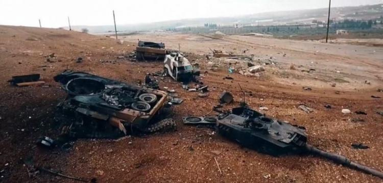 Του Λιακόπουλου Δημοσθένη … Οι Τούρκοι έχασαν δεκάδες Leopard 2 στη Συρία λόγω ανικανότητας. Άρθρο φωτιά, διαβάστε το. ΒΙΝΤΕΟ