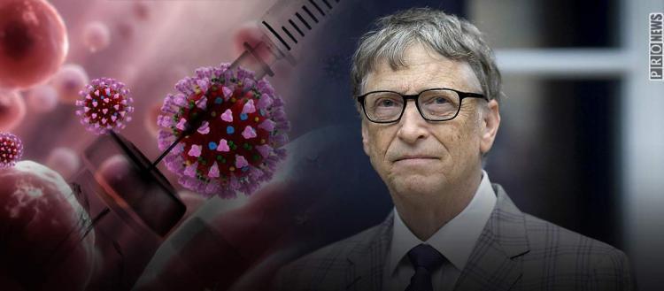 Μπιλ Γκέιτς για παγκόσμιο εμβολιασμό: «Νομίζετε ότι έχετε επιλογή; – Δεν έχετε καμία επιλογή»!