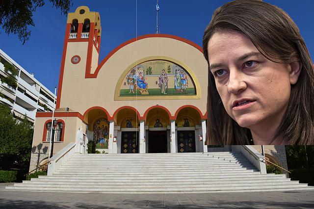 ΚΕΡΑΜΕΩΣ : « Δεν υπάρχει εισήγηση των ειδικών για το άνοιγμα των εκκλησιών »