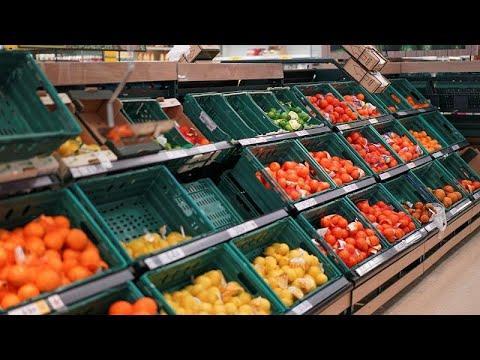 Κοροναϊός : Μεγάλος κίνδυνος για ελλείψεις τροφίμων και ανατιμήσεις