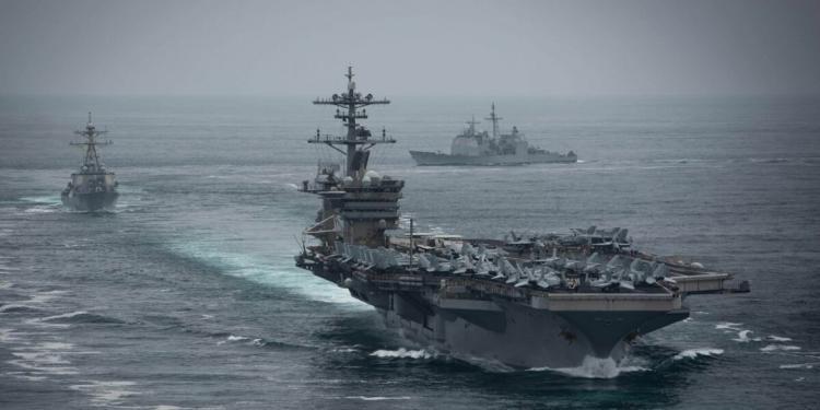 Κρίση και περικοπές στις ΗΠΑ: Το Πεντάγωνο ζητά από το Πολεμικό Ναυτικό να μειώσει τα αεροπλανοφόρα.