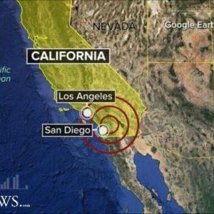 Οι ΗΠΑ ετοιμάζονται για ένα μεγάλο σεισμό 9.0 ρίχτερ που θα χτυπήσει πέντε φορές με την ταχύτητα του ήχου.