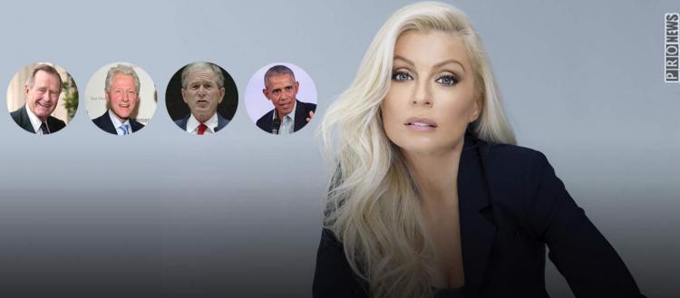 «Πώς να γίνετε άτρωτοι»: Η Ελληνοαμερικανίδα πρώην Secret Service που προστάτεψε 4 Αμερικανούς προέδρους