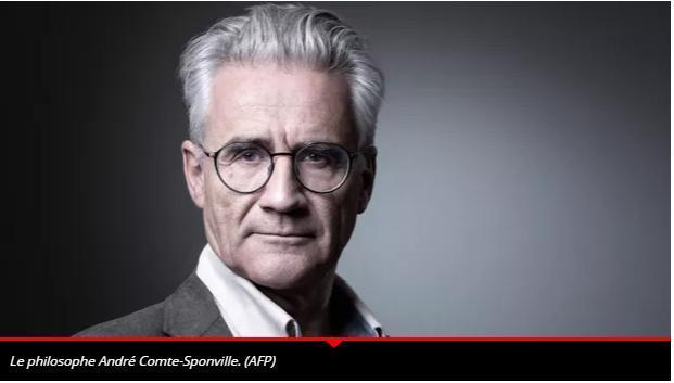 Γάλλος φιλόσοφος André Comte-Sponville: θα προτιμούσα να μολυνθώ με coronavirus σε μια δημοκρατία παρά να διατηρηθώ (υγιής) σε μια δικτατορία.
