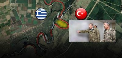"""Σημερινό Δημοσίευμα από το Site- Blog Ειδήσεων Priftis News με τίτλο: Ρητή Εντολή Μητσοτάκη Στα ΜΜΕ- Θάψτε Εικόνες Και Βίντεο-Δέν Πρέπει Να Δούν Η Έλληνες Τήν Τουρκική Σημαία Πάνω Στο Κατεχόμενο Έδαφος Στον """"Έβρο! Εισερχόμενα x"""