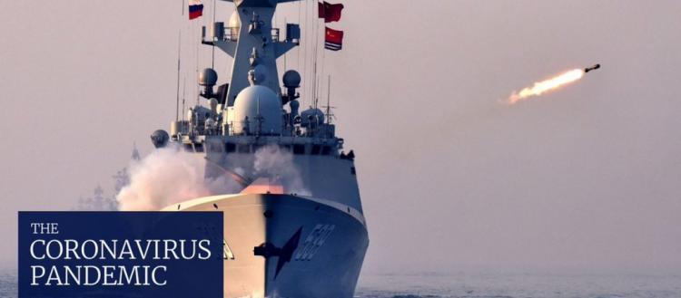Το κινεζικό Ναυτικό δεν έχει πρόβλημα με τον κορωνοϊό όπως το… ΠΝ: Ετοιμάζει άσκηση διάρκειας 11 εβδομάδων!