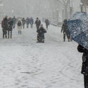 «Τρελάθηκε» ο καιρός: Χιόνισε στη Βασιλίτσα Γρεβενών… τέλη Μαΐου! (φώτο)