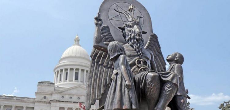 Μάσκες πέφτουν! Οι Σατανιστές υπέρ των αριστερών «διαδηλώσεων» και κατά του Τραμπ (ΒΙΝΤΕΟ)