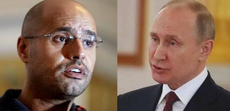 Ήρθε η ώρα του Σαΐφ αλ Ισλάμ Καντάφι τον υποστηρίζουν Ρωσία, Χαφτάρ και το 85-90% των Λίβυων.