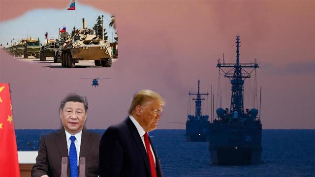 Η Ευρώπη σφηρίζει αδιάφορα…η Κίνα στηρίζει Ελλάδα-Αίγυπτο..η Ρωσία ετοιμάζει στρατιωτικές βάσεις στη Λιβύη και οι Η.Π.Α…ο άγνωστος «Χ»