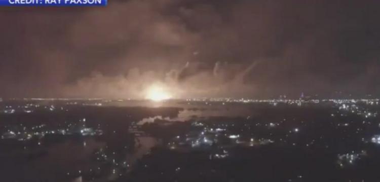 Ανατινάχτηκαν οι ηλεκτρικοί σταθμοί της Τεχεράνης; – Κτύπημα των Ισραηλινών; – Το αρνείται η Τεχεράνη